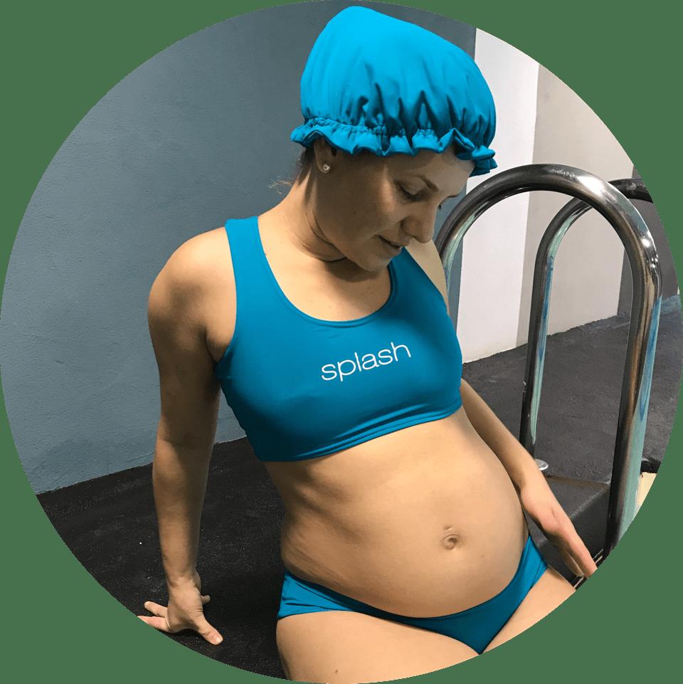 natacion embarazadas